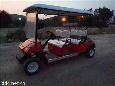 凯驰4座高尔夫球观光车