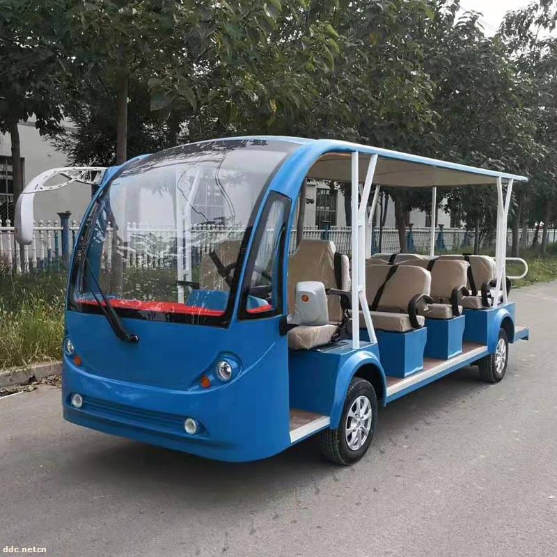 凯驰11座14座电动观光车报价