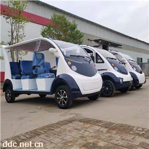 厂家供应6座8座城管电动巡逻车