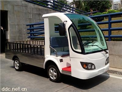 凯驰1吨斗式电动搬运车