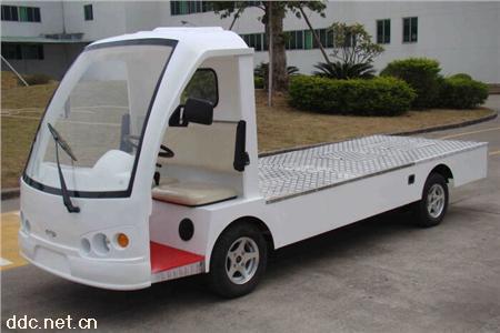 凯驰1吨平板电动搬运车订做