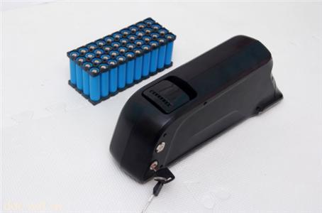 自行车锂电池36V10AH