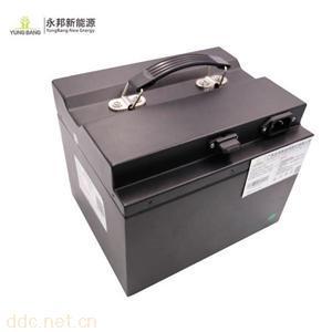 y60V20Ah永邦电动车动力锂电池
