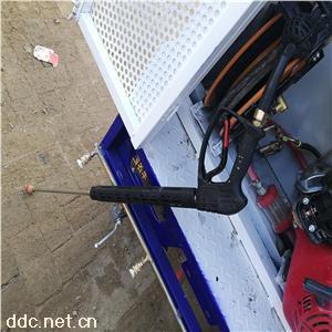 电动三轮高压清洗路面广告清洗