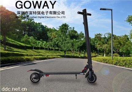富特强电动滑板车