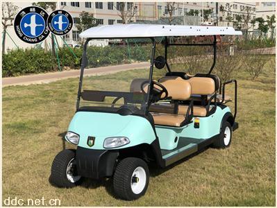 新款电动高尔夫球车