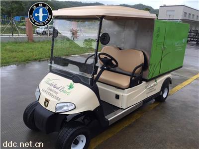 电动高尔夫布草车