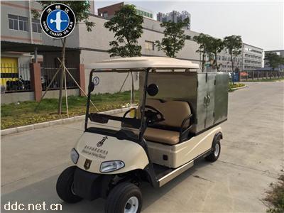电动高尔夫餐车