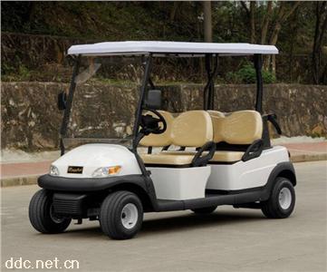 4座鸿畅达电动高尔夫球车