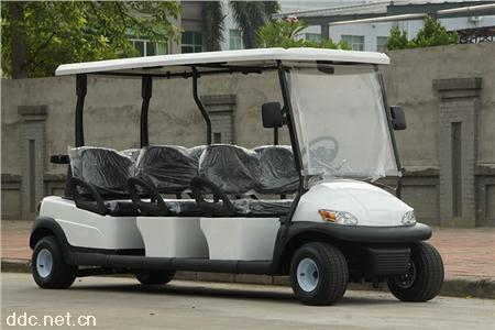 鸿畅达景区电动高尔夫球车