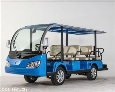 电动景区观光车