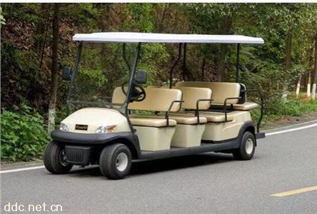 新鸿畅达11座旅游电动高尔夫观光车
