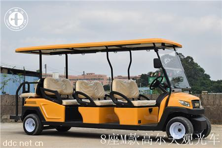 鸿畅达4座越野高尔夫球观光车