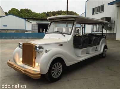 新款電動老爺車
