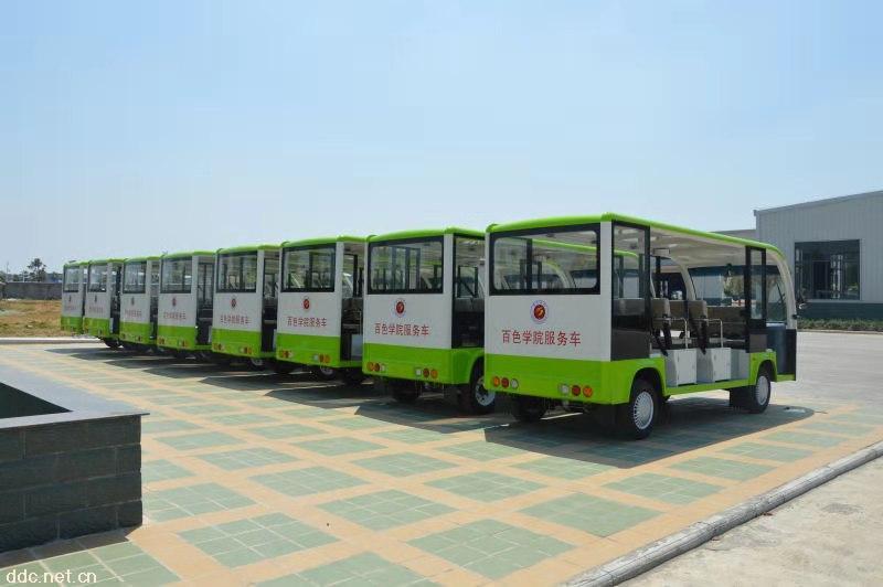 鸿畅达-23座景区电动游览观光车