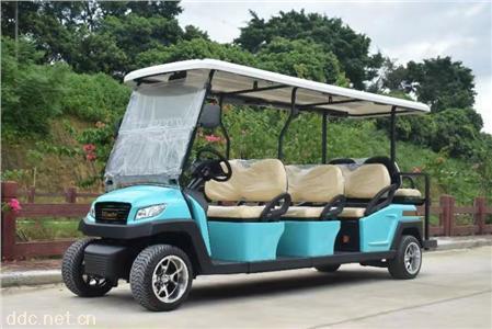 鸿畅达M款8座电动高尔夫球车特点