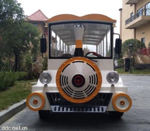 鸿畅达景区14座电动游览小火车