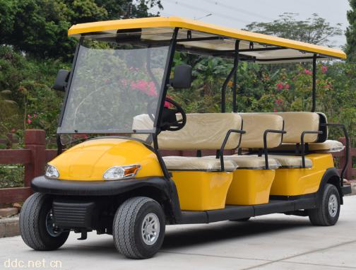11 座鸿畅达景区电动高尔夫观光车
