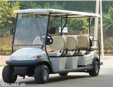 8座鸿畅达景区旅游观光车