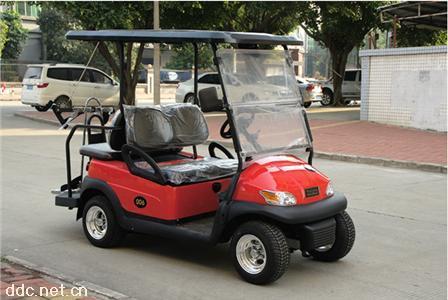 4座鸿畅达新款景区高尔夫车观光车