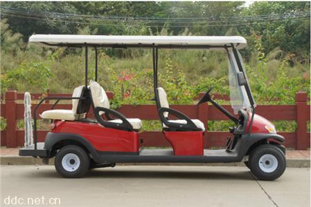 鸿畅达6座电动高尔夫观光车