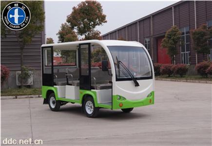 鴻暢達景區旅游敞開式電動觀光車