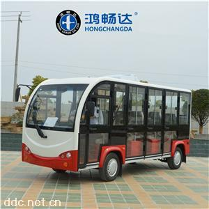 鴻暢達11座電動觀光車
