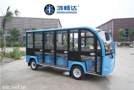鴻暢達電動觀光車