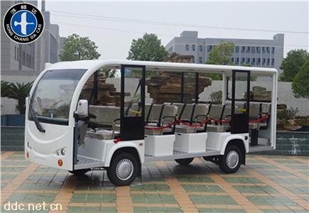 全国各地鸿畅达品牌8-23座电动观光车