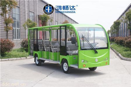 鴻暢達18座電動觀光車