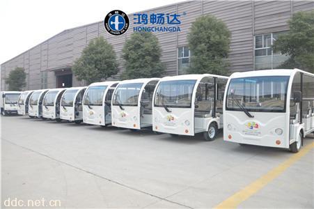 鴻暢達23座電動觀光車