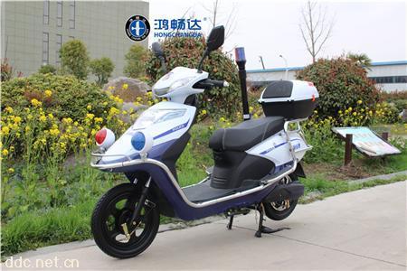 鴻暢達電動兩輪巡邏車