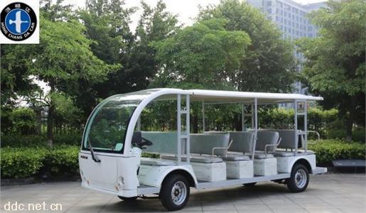 鸿畅达2020年新款23座电动观光车
