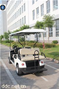 全自动电动高尔夫球车鸿畅达新款