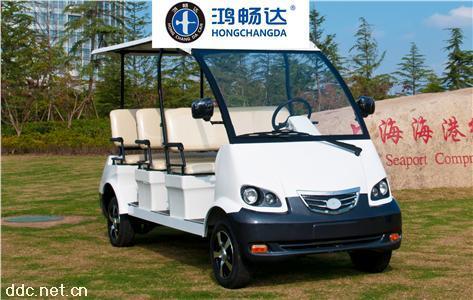 景区旅游游览电动观光车