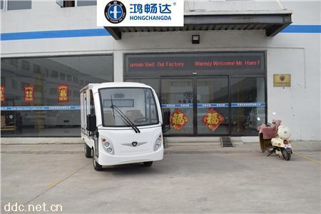 工厂2020新款电动餐车