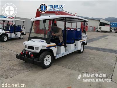 社区物业电动巡逻车