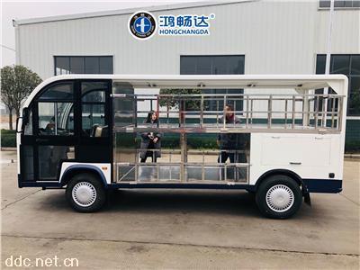 订座电动餐车电动送餐车电动货车车型齐全