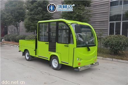 电动货车电动搬运车电动平板车定做广东鸿畅达