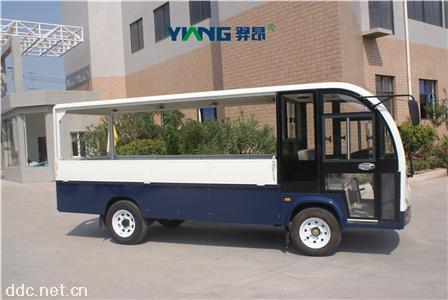 1-5吨电动送餐车
