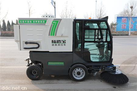 福航新能源电动扫地车