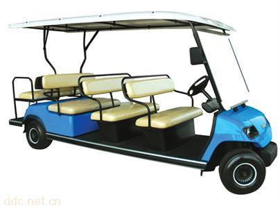 明菱A8+3观光车电动观光车