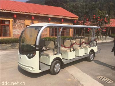 明菱S14电动游览车