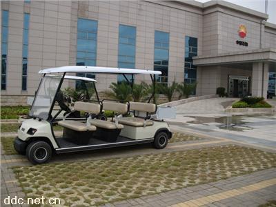 明菱A8电动高尔夫车电动观光车