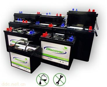 加拿大Discover蓄电池EV系列