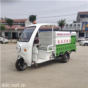 多功能小型电动三轮高压清洗车