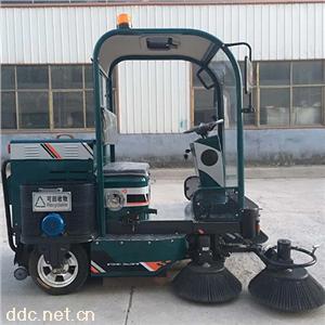 小型电动工厂扫地车