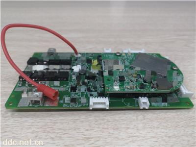 20串72V电摩动力锂电池保护板