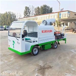 品牌電動灑水消毒車