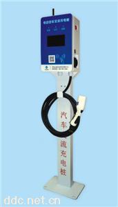 共享电动汽车7KW交流汽车充电桩
